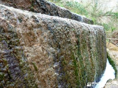 Parque Natural Monasterio de Piedra; rutas y viajes; campamentos de niños;viaje organizado a madrid